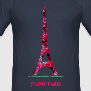 J'aime Paris T-Shirts - Männer Slim Fit T-Shirt