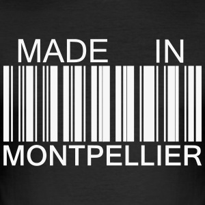 Made in Montpellier 34 Hérault Tee shirts - Tee shirt près du corps Homme