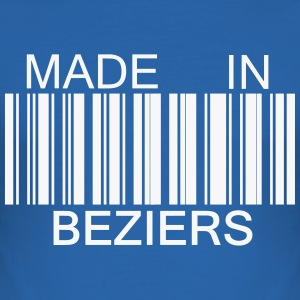 Made in Beziers 34 Tee shirts - Tee shirt près du corps Homme