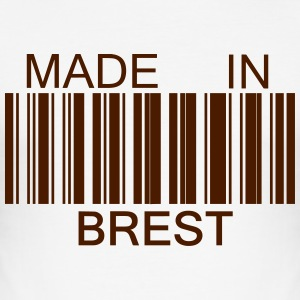 Made in Brest Finistère Tee shirts - Tee shirt près du corps Homme