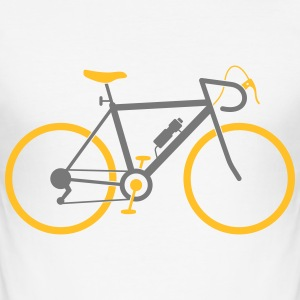 Bicycle (2c)++2014 T-shirts - slim fit T-shirt