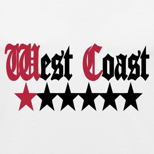 T-shirt homme logo rouge et noir