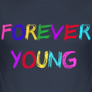 Young T-shirts - Slim Fit T-shirt herr