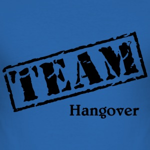 Team Hangover T-Shirts - Men's Slim Fit T-Shirt