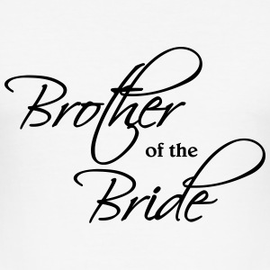 Brother of the Bride T-Shirts - Men's Slim Fit T-Shirt