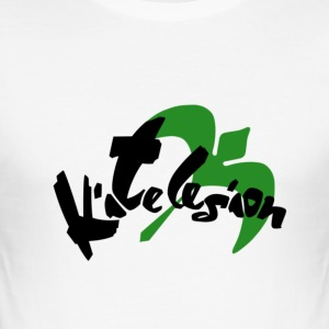 KITELEGION en - Men's Slim Fit T-Shirt