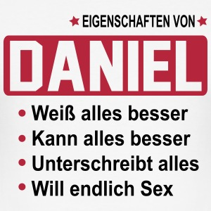 daniel T-Shirts - Männer Slim Fit T-Shirt
