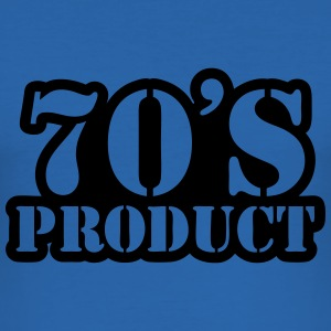 70's product T-shirts - slim fit T-shirt
