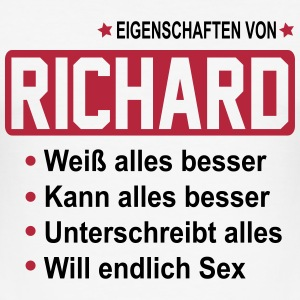 richard T-Shirts - Männer Slim Fit T-Shirt