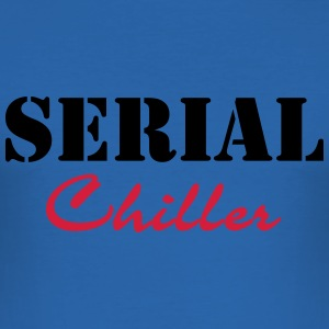 Serial Chiller T-shirts - Slim Fit T-shirt herr