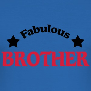 Fabulous Brother Tee shirts - Tee shirt près du corps Homme