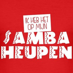 Sambaheupen T-shirts - slim fit T-shirt