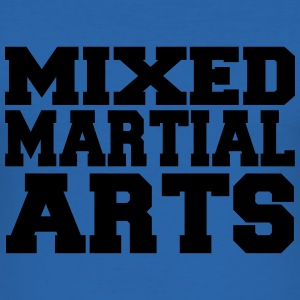 Mixed Martial Arts T-Shirts - Men's Slim Fit T-Shirt
