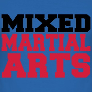 Mixed Martial Arts T-shirts - Slim Fit T-shirt herr