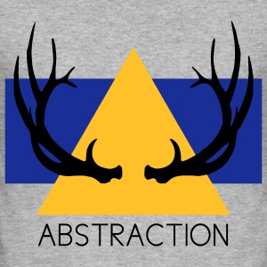 Abstraction Camisetas - Camiseta ajustada hombre