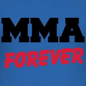 MMA forever T-skjorter - Slim Fit T-skjorte for menn