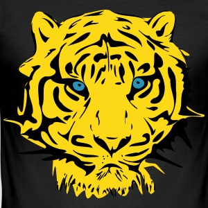 Tijger T-shirts - slim fit T-shirt