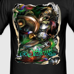 skink T-shirts - slim fit T-shirt
