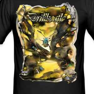 drillbeatle T-shirts - slim fit T-shirt