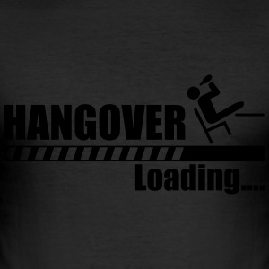 Hangover load T-Shirts - Men's Slim Fit T-Shirt