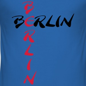 Berlin T-Shirts - Men's Slim Fit T-Shirt