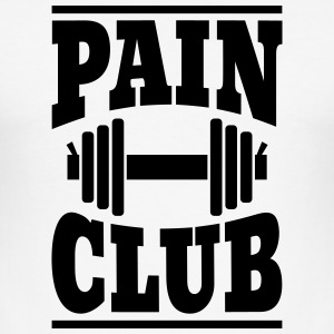 Pain - Club T-Shirts - Men's Slim Fit T-Shirt