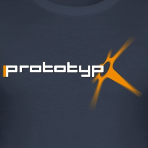 Prototyp - Männer Slim Fit T-Shirt