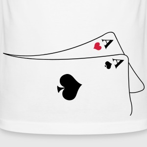 pocket aces T-shirts - slim fit T-shirt