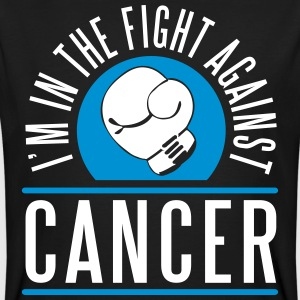 I'm in the fight against cancer T-shirts - Organic mænd