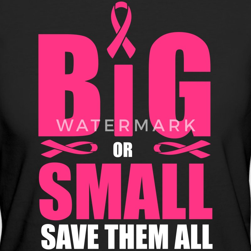 Big or small, save them all T-Shirts - Women's Organic T-shirt