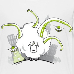 Sheep Marry Alien Edition - Schaf Marry Alien - Kinder Premium T-Shirt