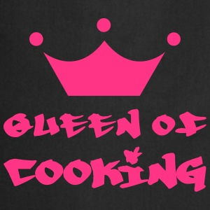 Queen of Cooking Fartuchy - Fartuch kuchenny