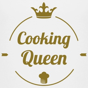 Cooking Queen Camisetas - Camiseta premium adolescente
