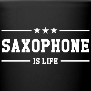 Saxophone is life Tazze & Accessori - Tazza monocolore