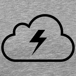 Storm cloud T-Shirts - Men's Premium T-Shirt