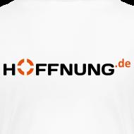 Motiv ~ Hoffnung.de T-Shirt Frauen