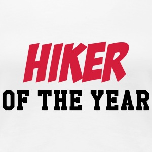 Hiker of the Year ! Koszulki - Koszulka damska Premium