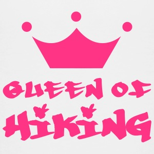 Queen of Hiking Shirts - Teenager Premium T-shirt