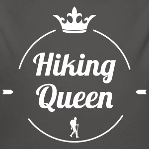Hiking Queen Sweaters - Baby bio-rompertje met lange mouwen
