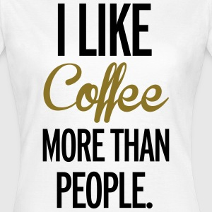 Coffee T-Shirts - Women's T-Shirt