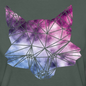 Galaxy Fox  - Frauen Bio-T-Shirt