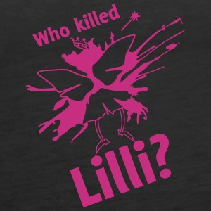 Who killed Lilli Tops - Frauen Premium Tank Top
