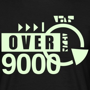 over 9000 Tee shirts - T-shirt Homme