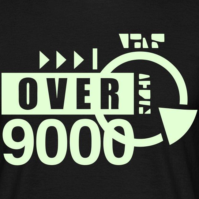 [over 9000] phosphorescent