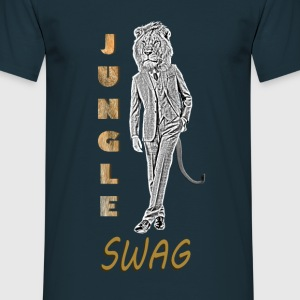 Jungle swag - T-shirt Homme