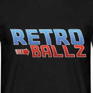 Design ~ [Retro ball z] logo pixel