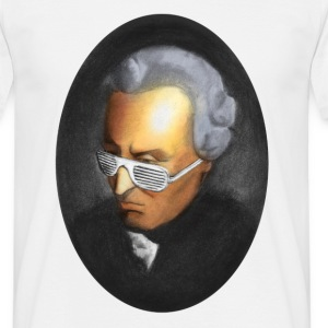 Kant in shuttered shades - Men's T-Shirt