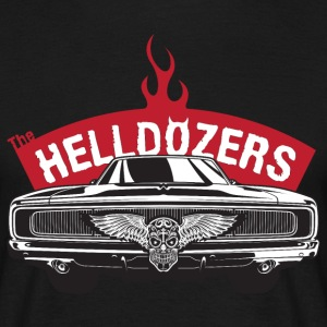 The Helldozers Muscle car T-shirt - Männer T-Shirt