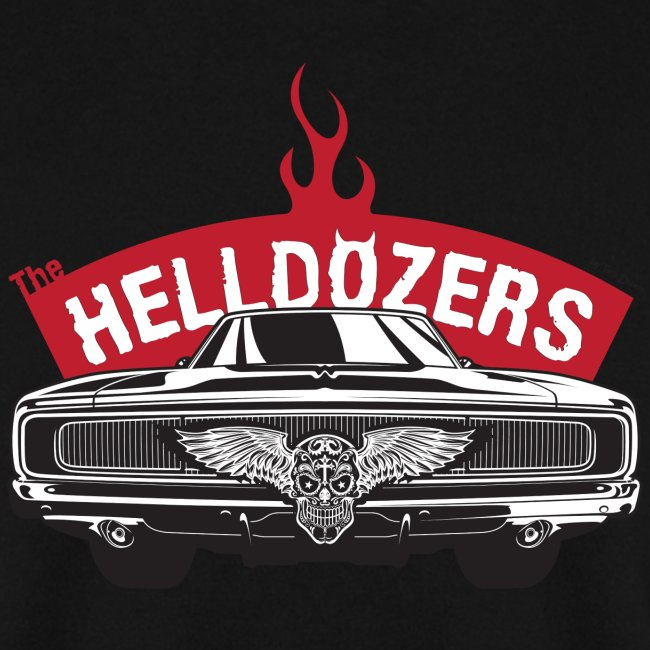 "The Helldozers ""Hotrod"" Pullover"