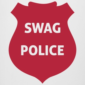 Swag Police Bouteilles et Tasses - Chope